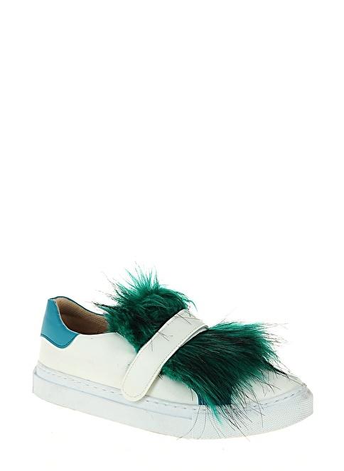 Roberto Lorenzo Ayakkabı Yeşil